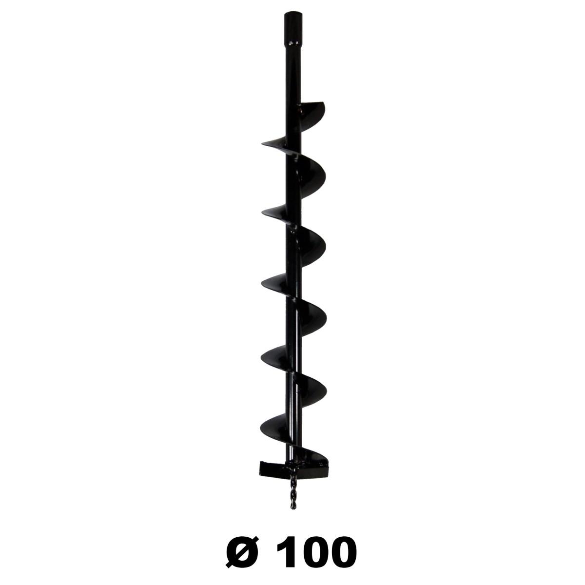 Mèche Ø 100 mm pour tarière thermique