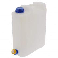 Bidon jerrican à eau 10 litres avec robinet