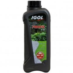 Huile pour moteur 4 temps IGOL spéciale motoculture - 1 litre