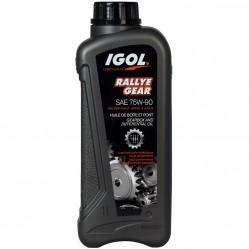 Huile IGOL pour réducteur de tarière 1 personne - 1 litre