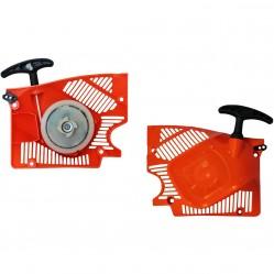 Lanceur orange pour tronçonneuse 62 cm3