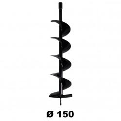 Mèche Ø 150 mm pour tarière thermique