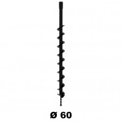 Mèche Ø 60 mm pour tarière thermique