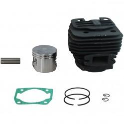 Kit cylindre piston pour tronçonneuse 52 cm3