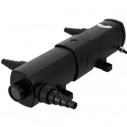 Stérilisateur clarificateur de bassin 40 W avec lampe UV-C 36 W
